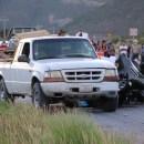 Motociclista y peatón mueren en accidente en la Monclova