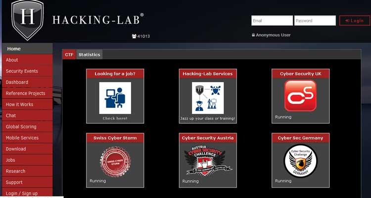 hacking-lab