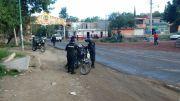 Aplica Seguridad Pública operativo a motociclistas, detectan armas y droga