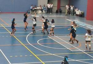 Equipo Ganador de 4to Lugar Femenil Handball