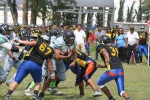 Leones Tehuacán Campeon Campeonato Furbol Amerciano