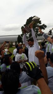 Leones Tehuacán, se corona campeón de la liga LIFAO MASTER ARENA