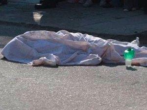 La fiscalia de Puebla Realizo el levantamiento de cadáver