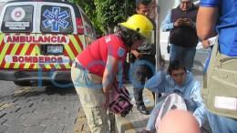 Atropelló a peatón en la Reforma y 2 Sur