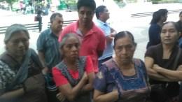 Protestan comerciantes de La Purísima, piden alumbrado y vigilancia