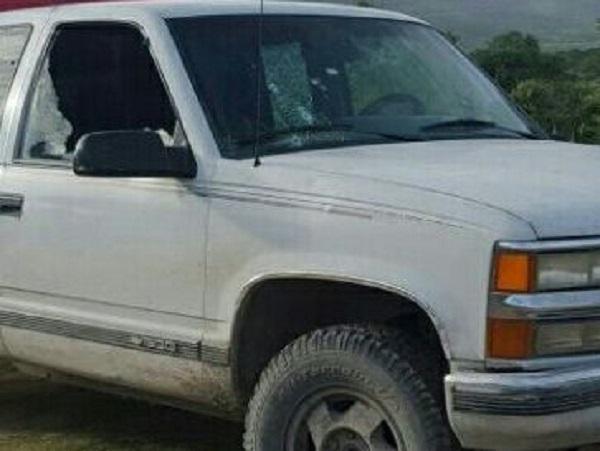 Asesinan a hombre que transportaba combustible robado