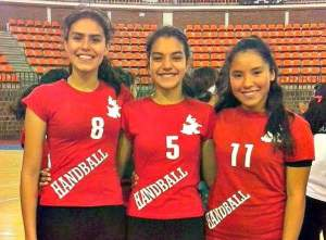 Handball Tehuacán