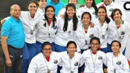 Oro y plata para tehuacanenses en Olimpiada Nacional