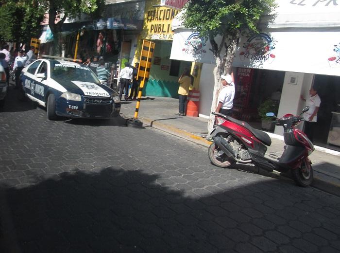 Hampones despojaron a mujeres de 18 mil pesos