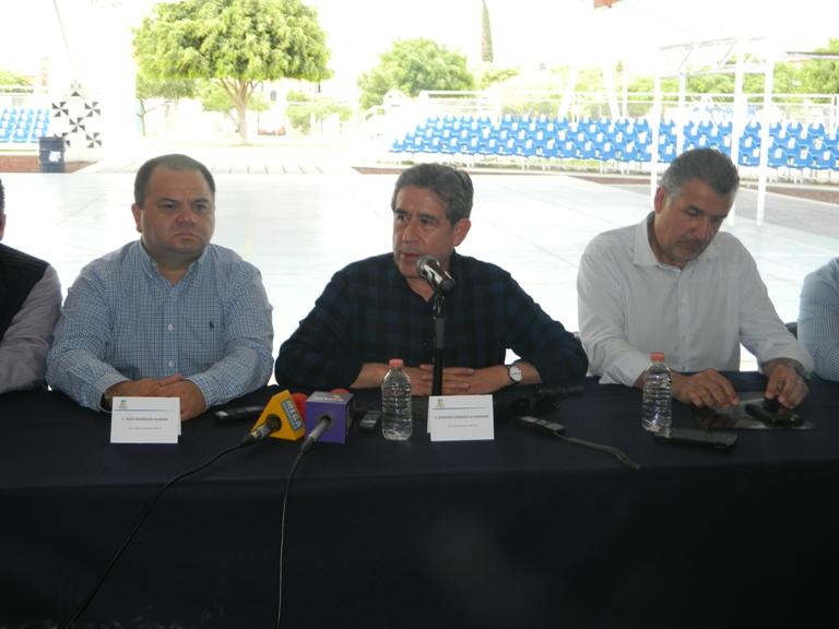 Diódoro Carrasco dice que Tehuacán supera la media nacional en inseguridad