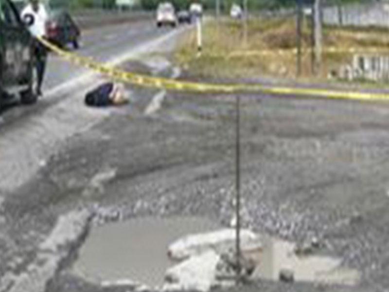 Hallan dos cuerpos en la Orizaba-Puebla