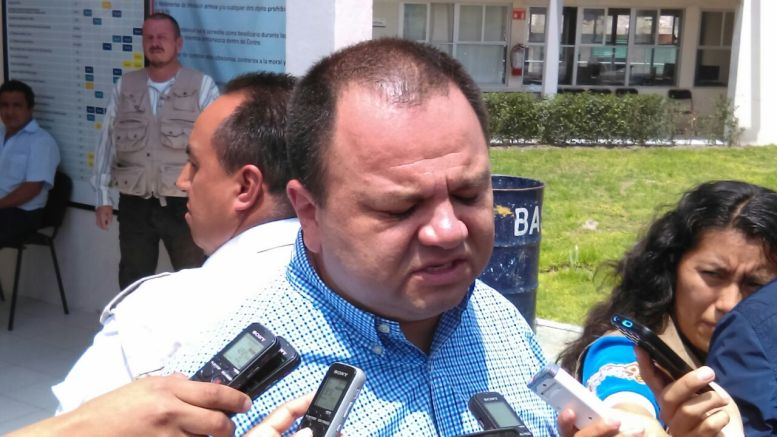 Narcomenudistas se disputan plaza en Tehuacán: Rodríguez Almeida