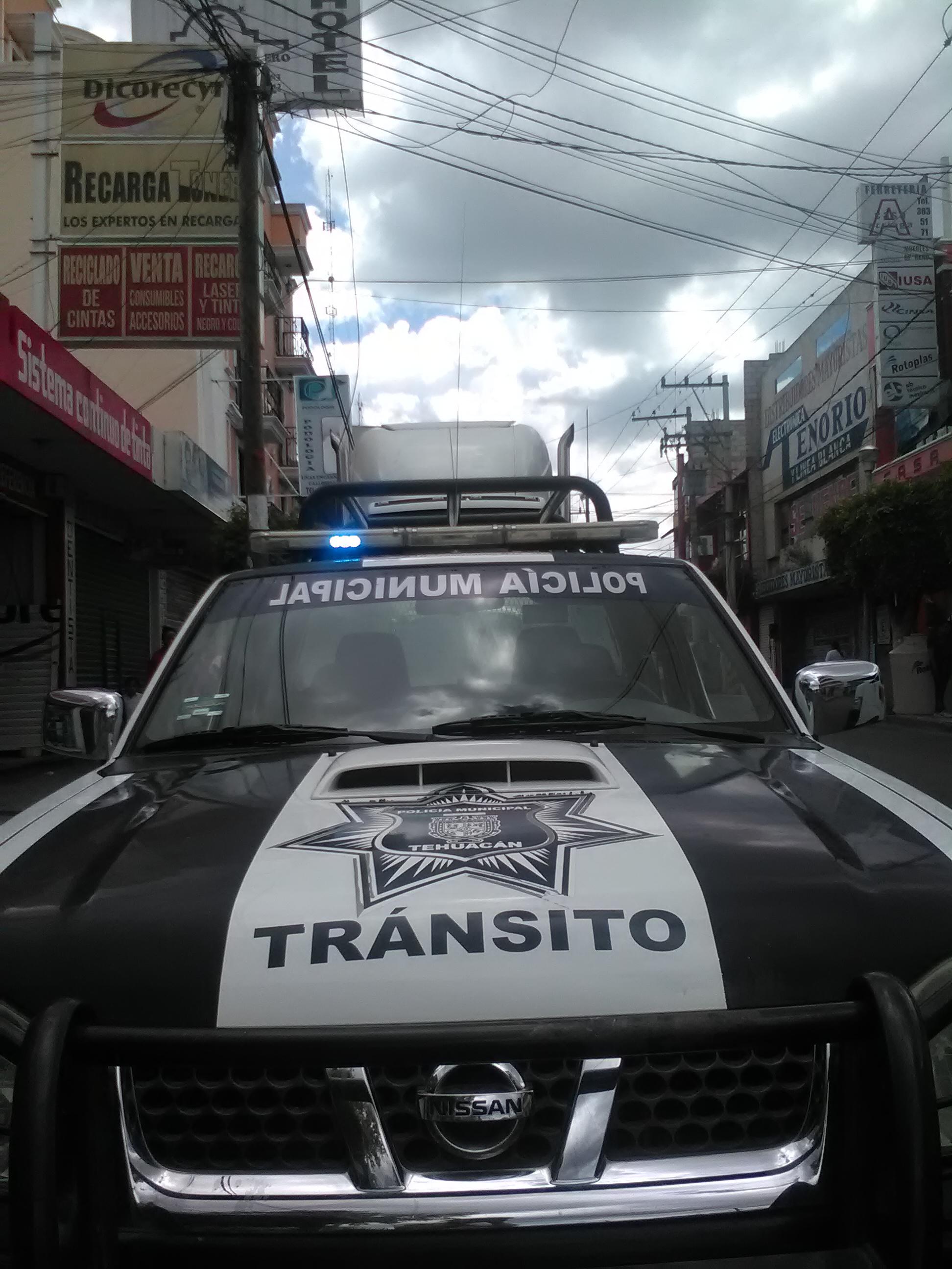 Solicitan que el modulo de vigilancia sea permanente en San Pedro Acoquiaco