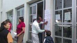 Padres del centro escolar piden intervenga la SEP en conflicto