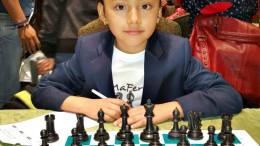Niña tehuacanense califica a Panamericano de Ajedrez, representará al país