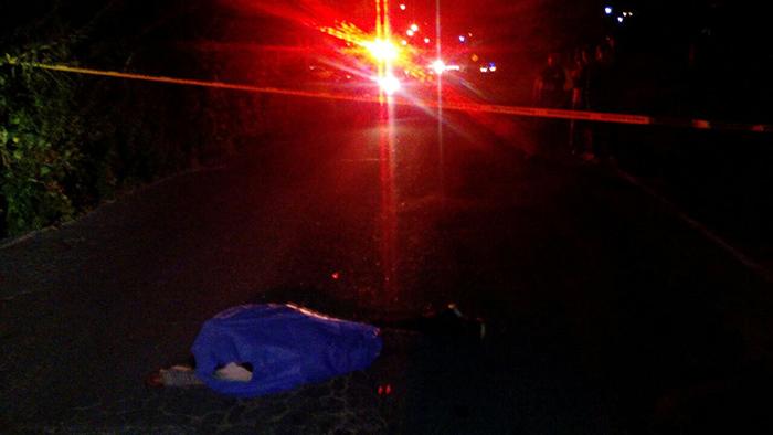 Hombre atropellado en San Diego, fue enviado a la fosa común