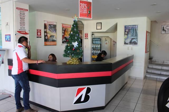 Servicios y Atención Bridgestone
