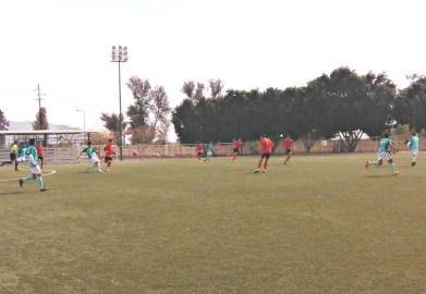 Fútbol Varonil