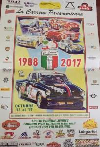 Rueda de prensa Carrera Panamericana