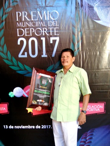 Premio Municipal del Deporte Tehuacán 2017