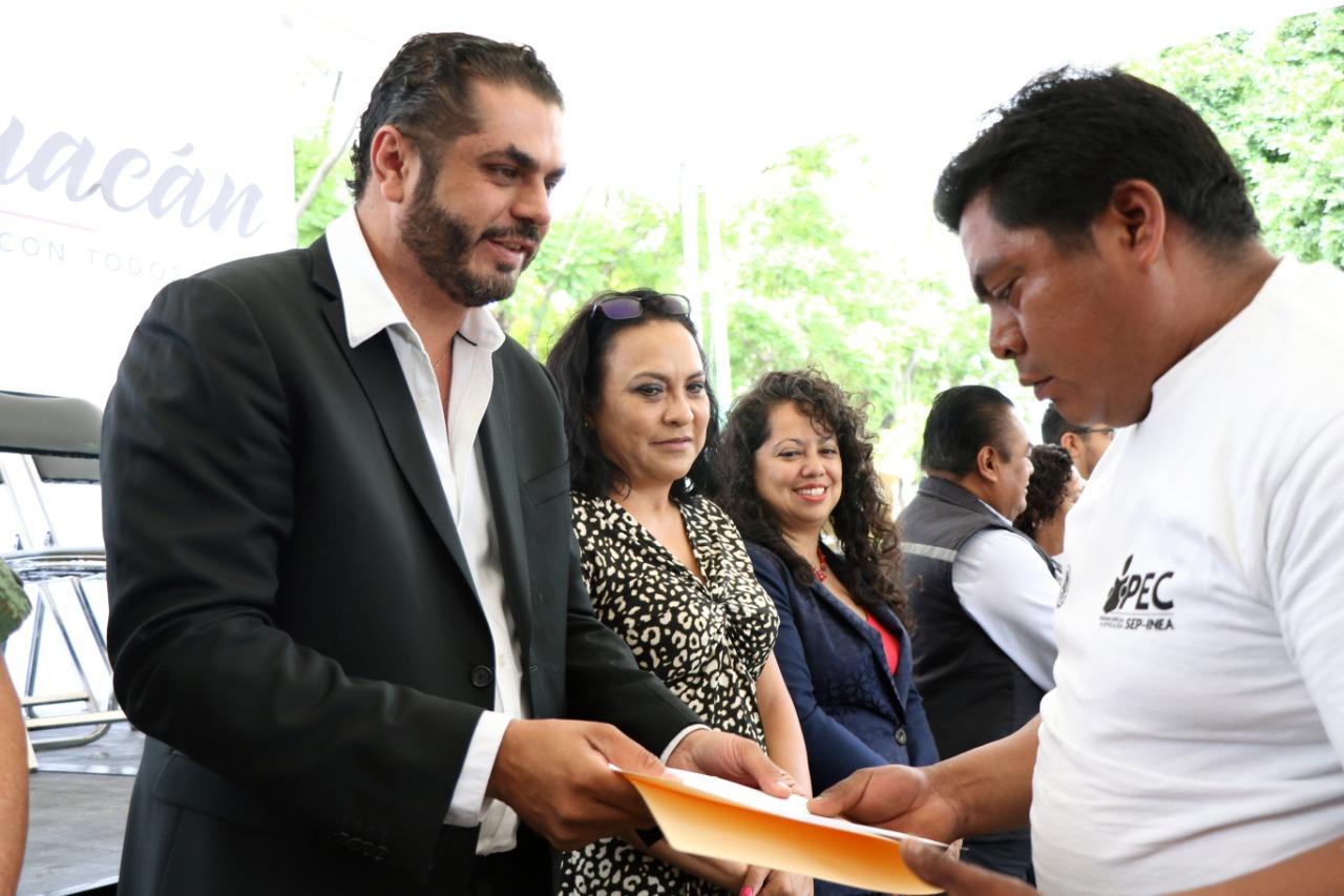 Tres Niveles De Gobierno Participaron En La Jornada De Servicios De PrevenciÓN  Y ParticipaciÓN Ciudadana.
