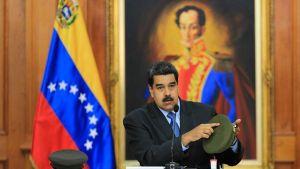 Gobierno de Trump presentará cargos contra Nicolás Maduro y varios de sus funcionarios