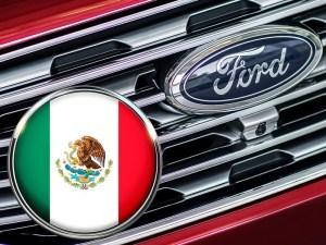No reanudará Ford su producción en México el 30 de marzo