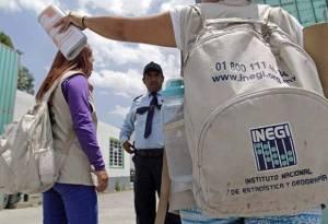 Balean a encuestador de INEGI en Juchitán