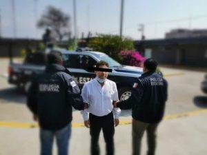 Vinculan a proceso a Juan Vera Carrizal, presunto autor intelectual del ataque con ácido contra María Elena Ríos