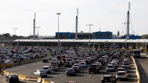 Seguirán restricciones fronterizas México-EU, hasta el 21 de septiembre