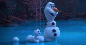 Olaf, de Frozen, en una serie de cortos caseros para pasar la cuarentena