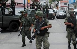Regresan los militares a las calles para tareas de seguridad