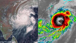 Evacuan a millones en India y Bangladesh ante ciclón