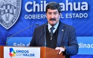 Javier Corral acusa corrupción en Conagua