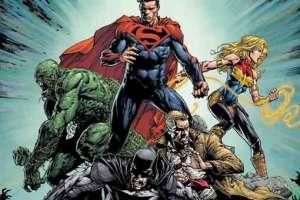Warner Bros reunirá a las más grandes figuras de DC Comics en evento virtual