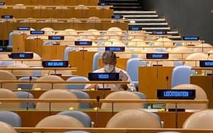 México logra sitio en el Consejo de Seguridad de la ONU