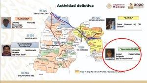 """Detienen a """"El Mochomo"""", señalado como responsable de la desaparición de los 43 normalistas de Ayotzinapa"""