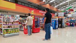 Tiendas departamentales reabren con esquema de nueva normalidad