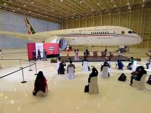 El avión presidencial, el tema central de AMLO hoy