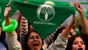 El aborto se convirtió en ley en Argentina
