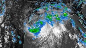 Tres muertos y cuatro desaparecidos, tras paso de huracán Hanna