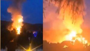 Misteriosas explosiones den Corea dejan al menos 15 muertos