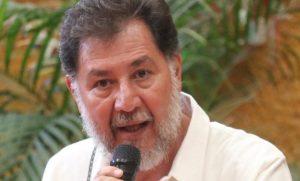 Quieren PES y PT a Fernández Noroña como presidente de la Cámara de Diputados