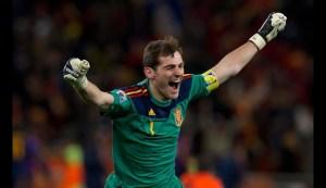 Adiós a una figura. Iker Casillas se retira
