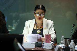 Dulce María Sauri, nueva presidenta de la Cámara de Diputados