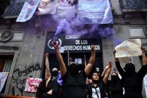 Habrá marchas feministas este martes en CDMX