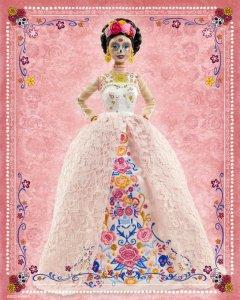 Barbie Día de Muertos. Para la reflexión sobre apropiación cultural
