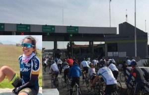 Más de mil ciclistas exigen justicia por ciclistas que murieron arrollados
