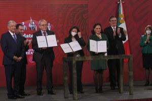 Habrá vacuna contra Covid-19 para más de 100 millones en México