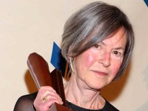 Poeta estadounidense Louise Glück, Premio Nobel de literatura